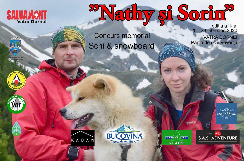 Concursul Memorial Nathy și Sorin - schi și snowboard