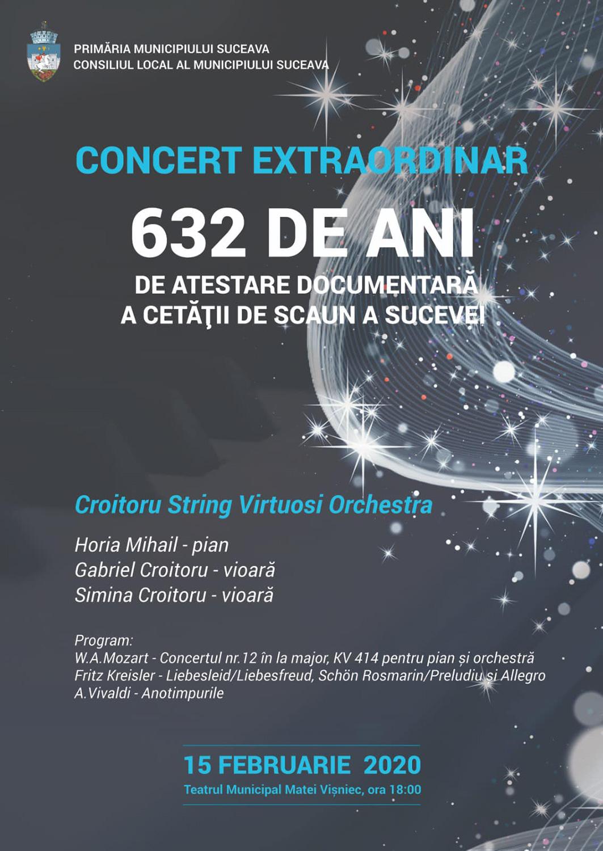 Croitoru String Virtuosi Orchestra
