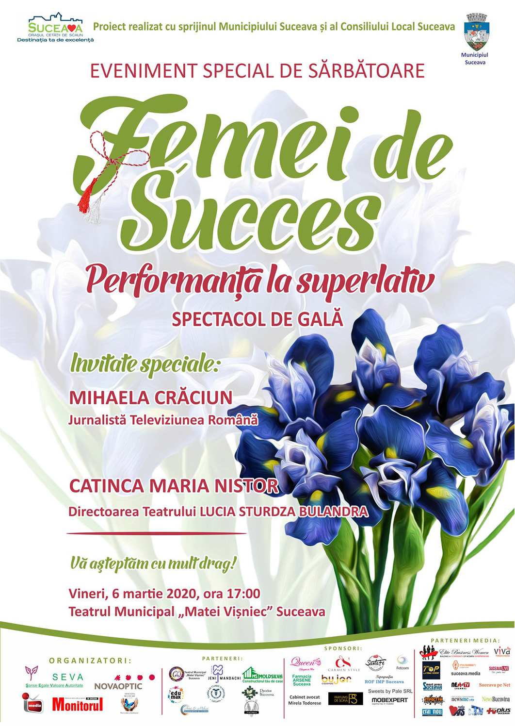 Femei de succes! Performanță la superlativ! (2020)