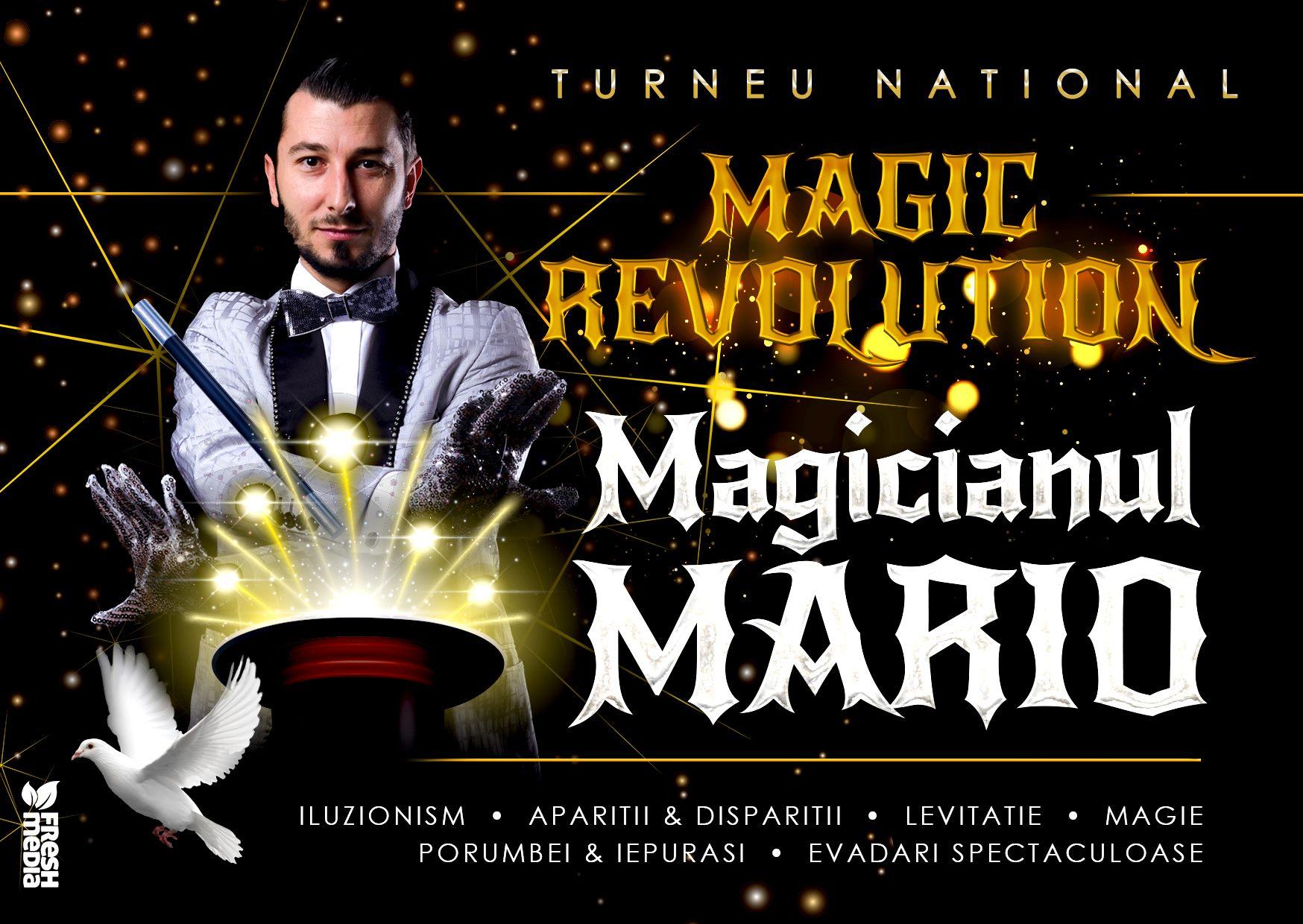 Magic Revolution