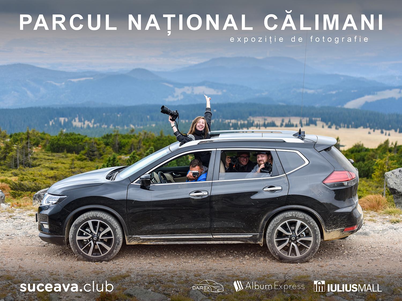 Parcul Național Călimani – expoziție de fotografie