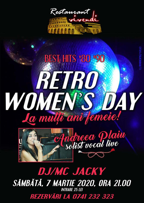 Retro Woman's Day