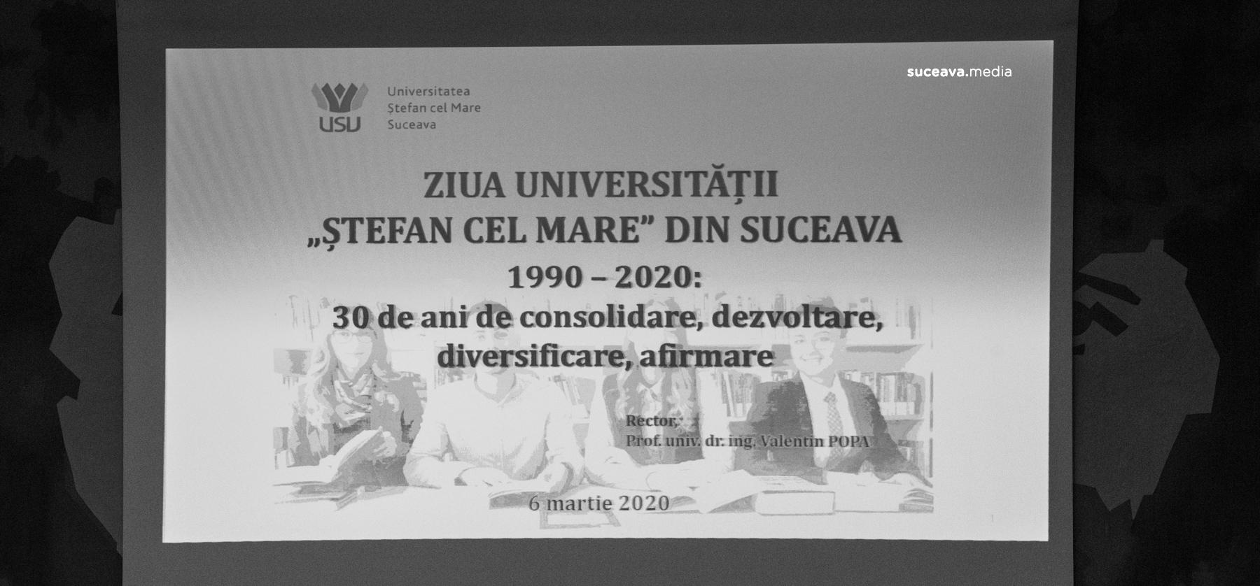 Zilele USV (2020) (fotoreportaj)