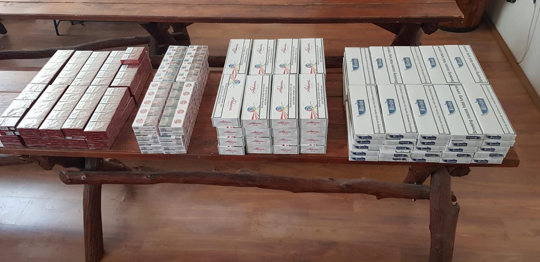 Produse de provenienţă extracomunitară, confiscate în municipiul Rădăuți