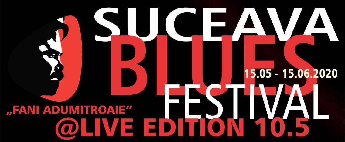 Suceava Blues Festival Fani Adumitroaie (2020) - live edition 10.5