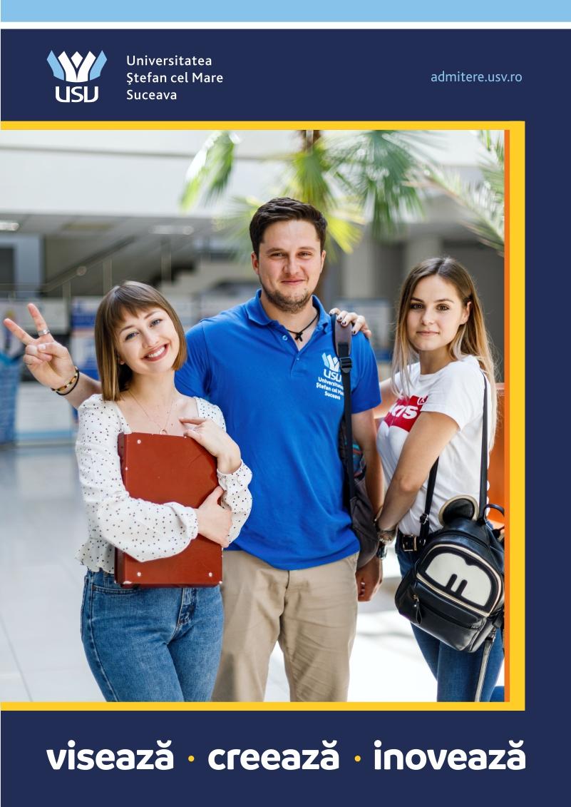 Universitatea Ștefan cel Mare a fost prezentă la cea de a cincea ediție a Salonului Internațional al Inovării și Cercetării Științifice Studențești Cadet INOVA 2020