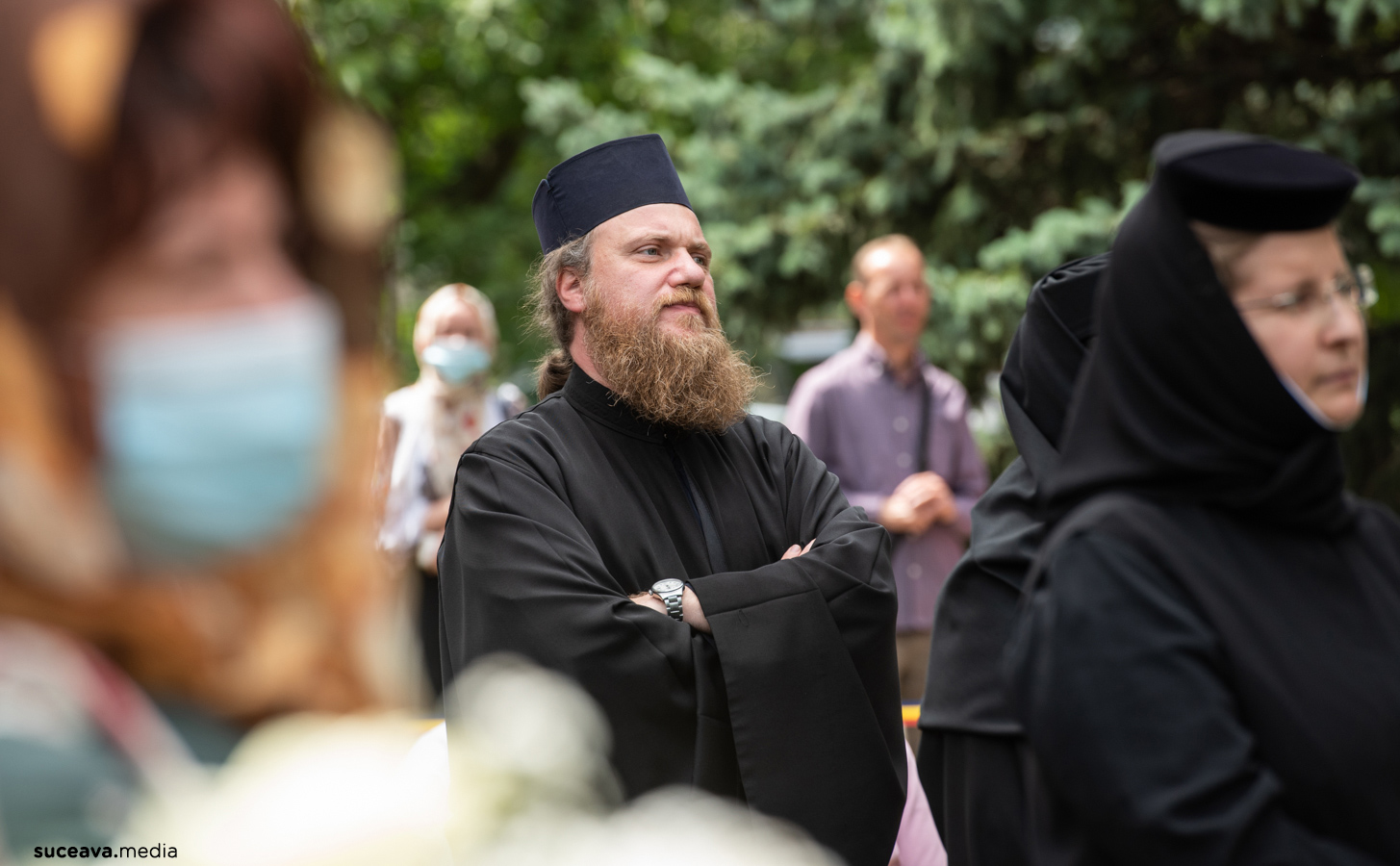 Înaltpreasfințitul Calinic Botoșăneanul a fost întronizat Arhiepiscop al Sucevei și Rădăuților (fotoreportaj)