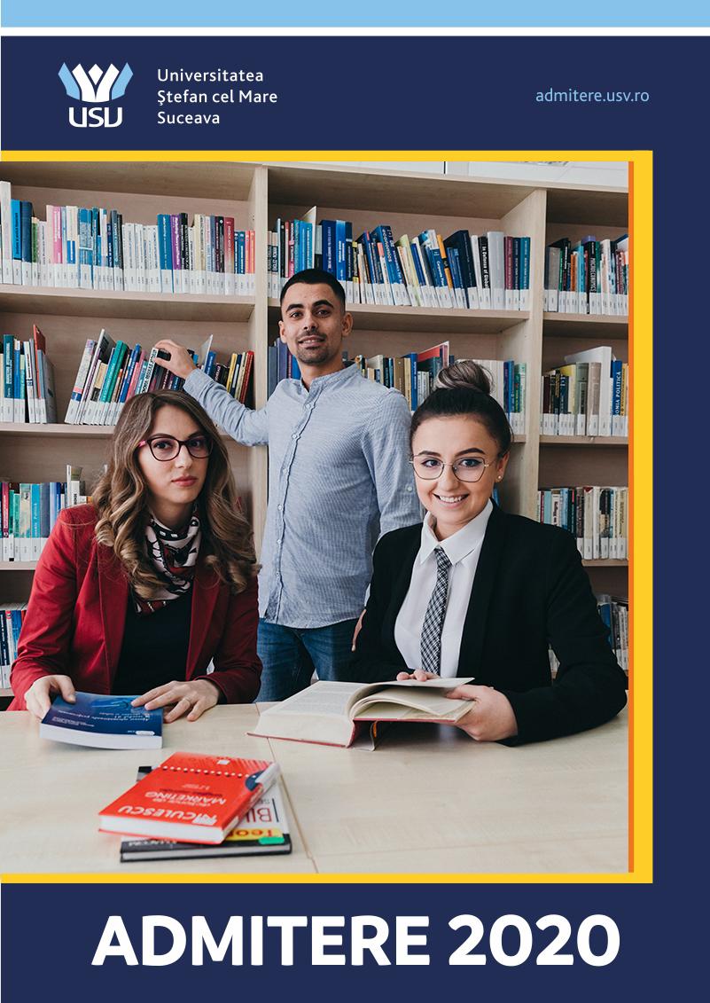 Începe admiterea la Universitatea Ștefan cel  Mare din Suceava