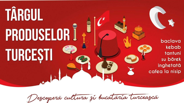 Târgul produselor turcești