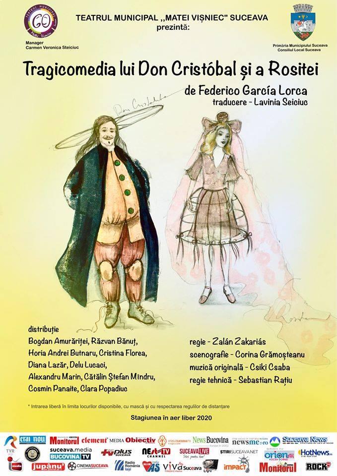 Tragicomedia lui Don Cristóbal și a Rositei