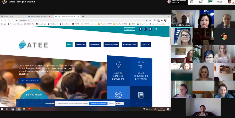 Universitatea Ștefan cel Mare din Suceava a organizat o conferință internațională dedicată formării profesorilor