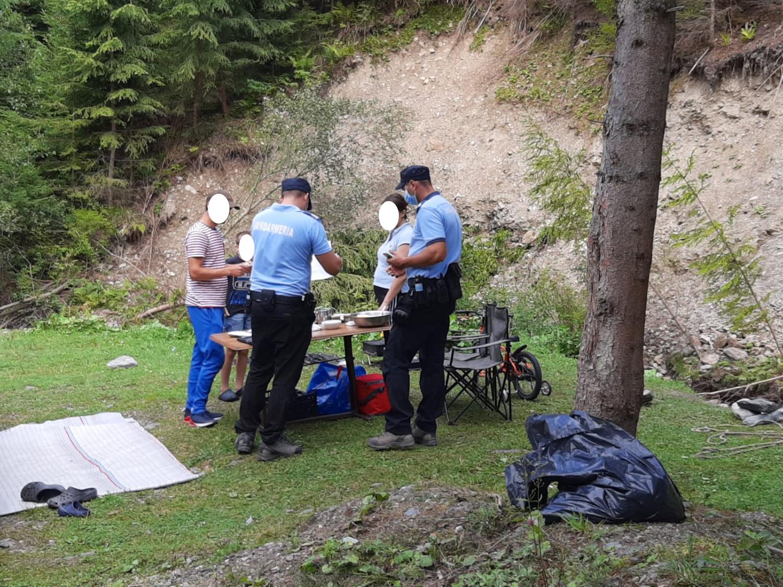 Acțiuni de prevenire și combatere pe linia respectării normelor legale cu privire la activitățile de picnic