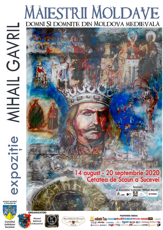 Măiestrii moldave – Domni și domnițe din Moldova Medievală