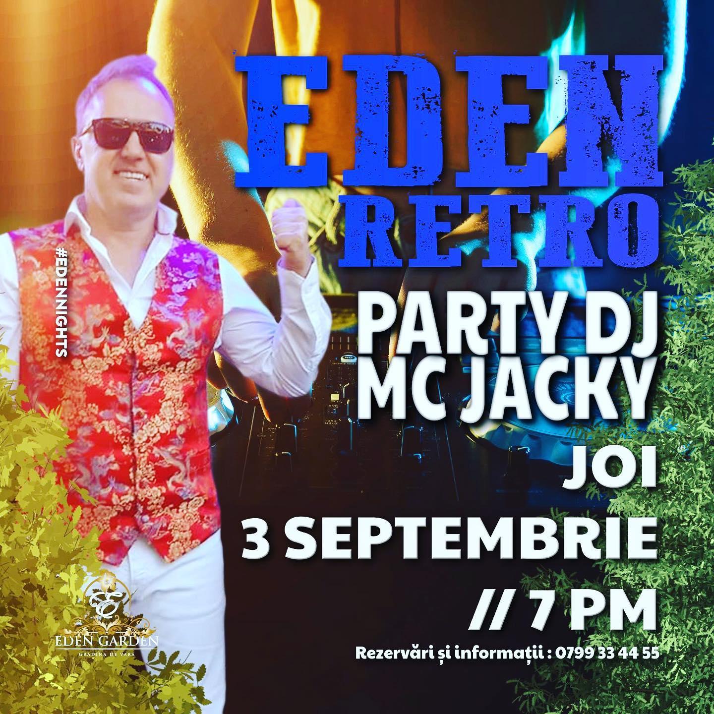Eden Retro Party