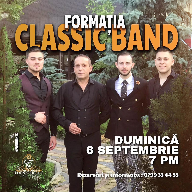 Formația Classic Band