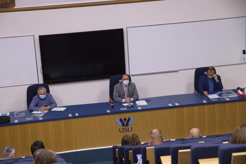 O nouă abordare a transferului tehnologic și de cunoștințe de la Universitatea Ștefan cel Mare  către mediul socio-economic din Regiunea Nord-Est