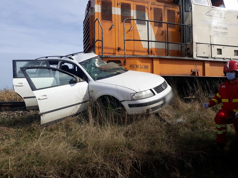 Accident mortal la trecerea la nivel cu calea ferată în localitatea Bursuceni