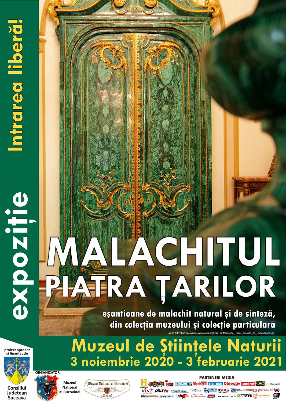 Malachitul – Piatra Țarilor