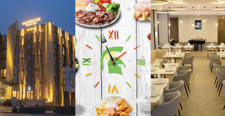 Mandachi Hotel & Spa , Restaurantul Don Stefano și restaurantele Spartan din Suceava au primit certificatul #BeSafe