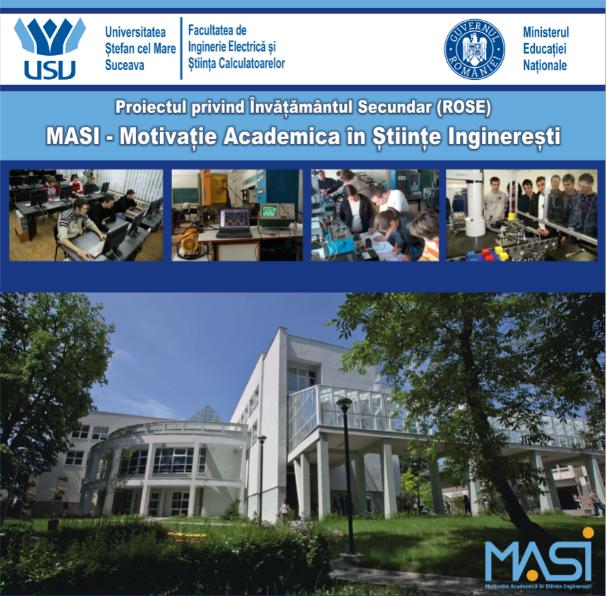 Motivație Academică în Științe Inginerești - proiect dedicat studenților din anul I la Facultatea de Inginerie Electrică și Știința Calculatoarelor, la al treilea an de implementare