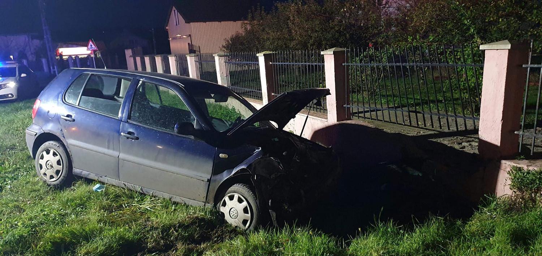 Accident rutier pe raza satului Ipotești