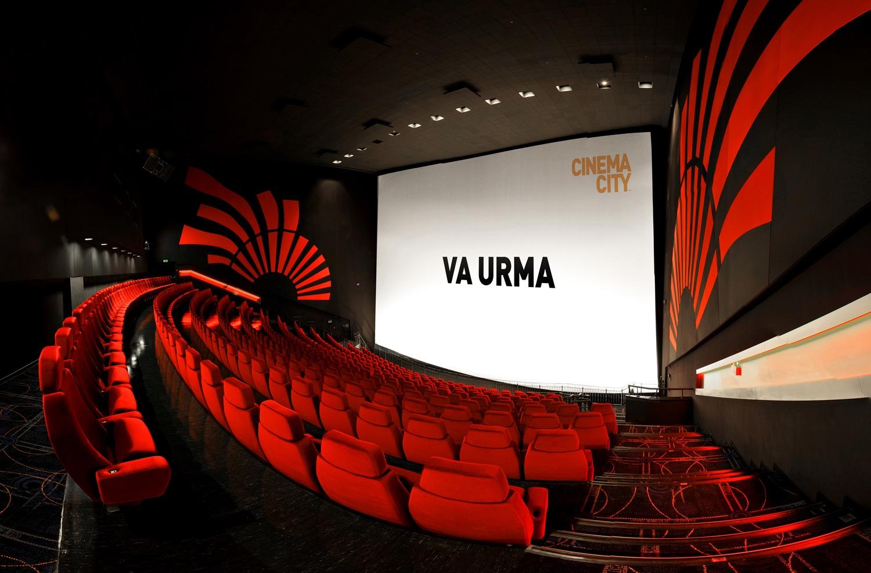 Cinema City din Iulius Mall Suceava își suspendă activitatea