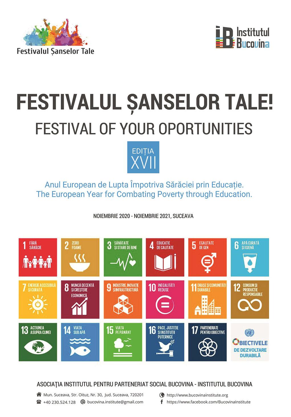 Festivalul Șanselor Tale (FST)