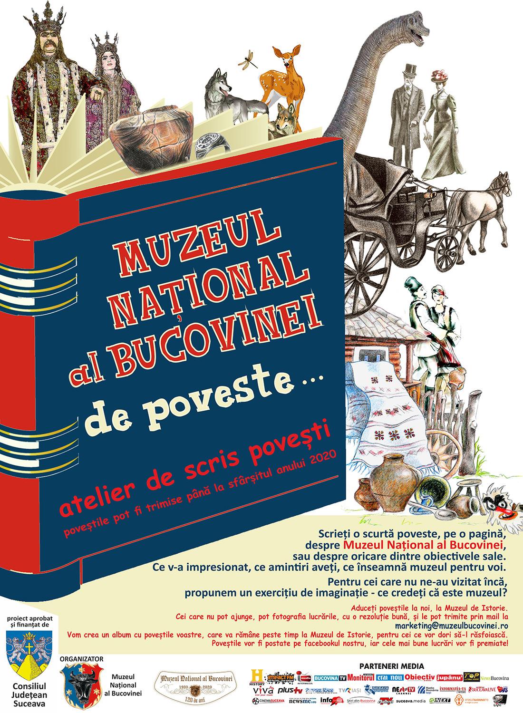 Muzeul Național al Bucovinei… de poveste!