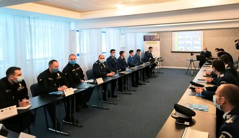 Proiect cu finanțare externă între Inspectoratul de Jandarmi Județean Suceava și Garda Națională a Ucrainei