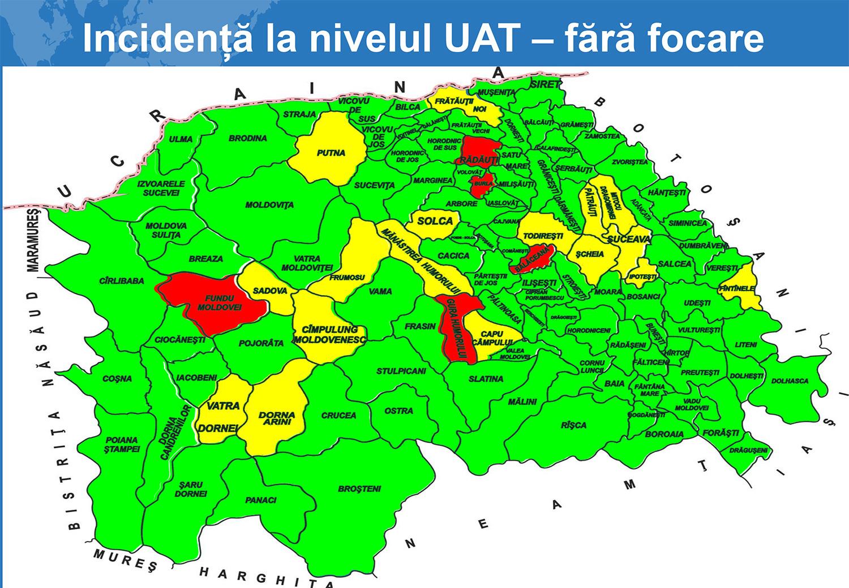Un nou set unitar de măsuri pentru diminuarea impactului generat de riscul epidemiologic la nivelul județului Suceava