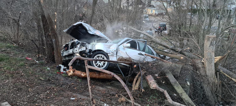 Accident rutier grav în municipiul Suceava