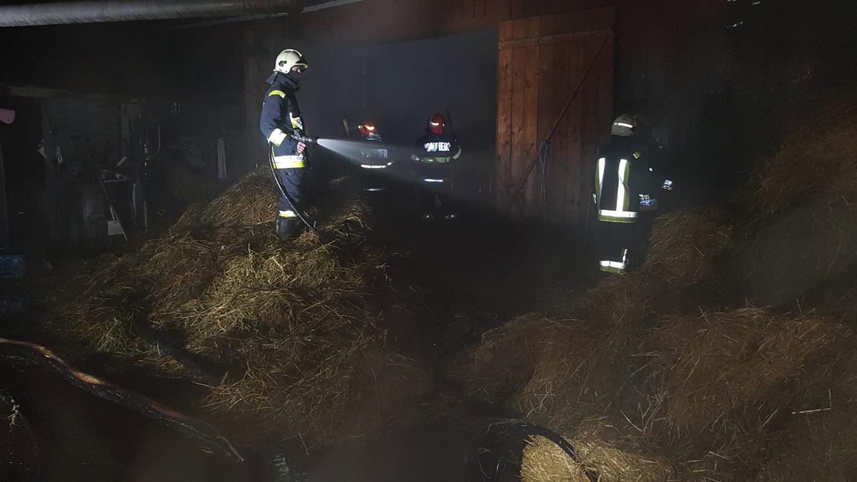 Incendiu în comuna Cornu Luncii