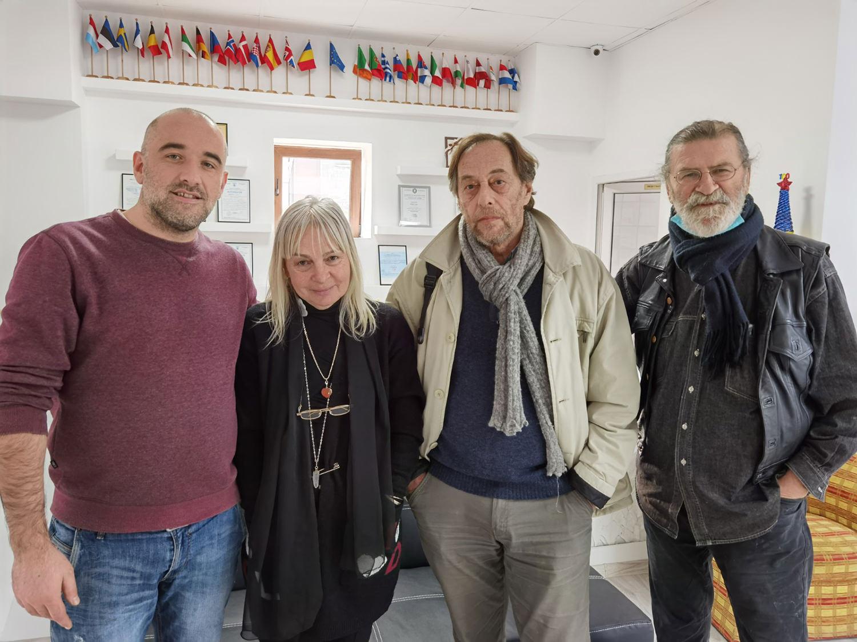 Institutul Bucovina și Mihai Pânzaru Pim, colaborare de peste un deceniu în numele incluziunii sociale prin artă