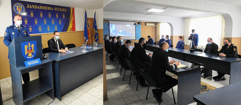 Retrospectiva anului 2020 la Inspectoratul de Jandarmi Județean (IJJ) Bogdan Vodă din Suceava