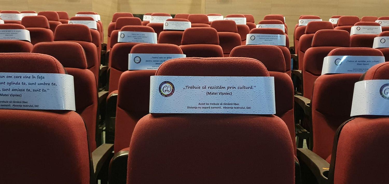 Teatrul Municipal Matei Vișniec din Suceava își redeschide porțile