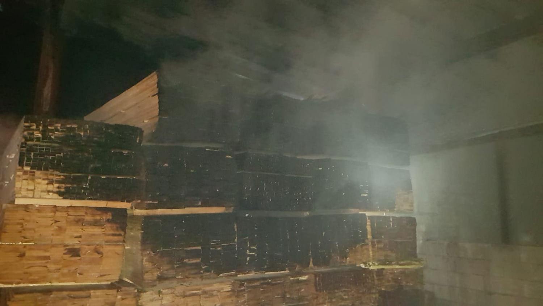 Incendiu în satul Sasca Nouă