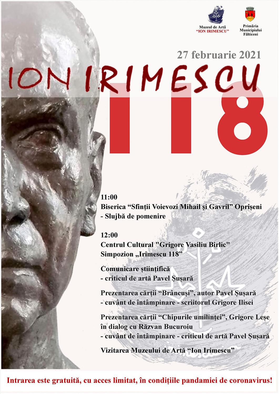 Ion Irimescu 118