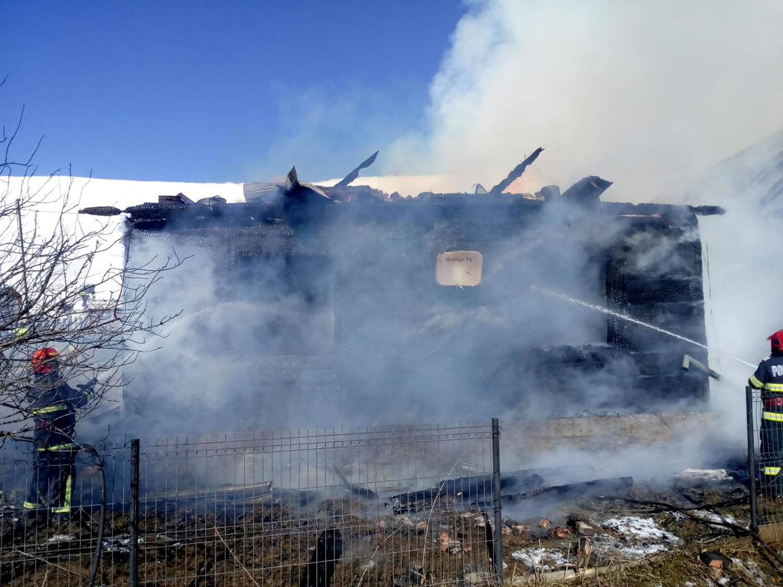 Misiuni ale pompierilor militari suceveni, în ultimele 48 de ore