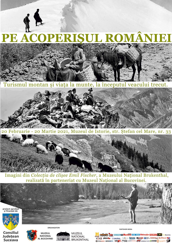 Pe acoperișul României. Turismul montan și viața la munte, la începutul veacului trecut