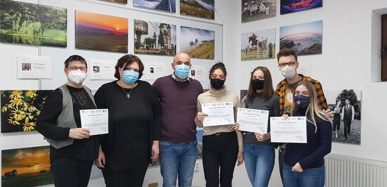 Asociația ACDC România a premiat șase studenți voluntari, pentru implicarea în proiectele de dezvoltare durabilă EduGreen și EN - POWER