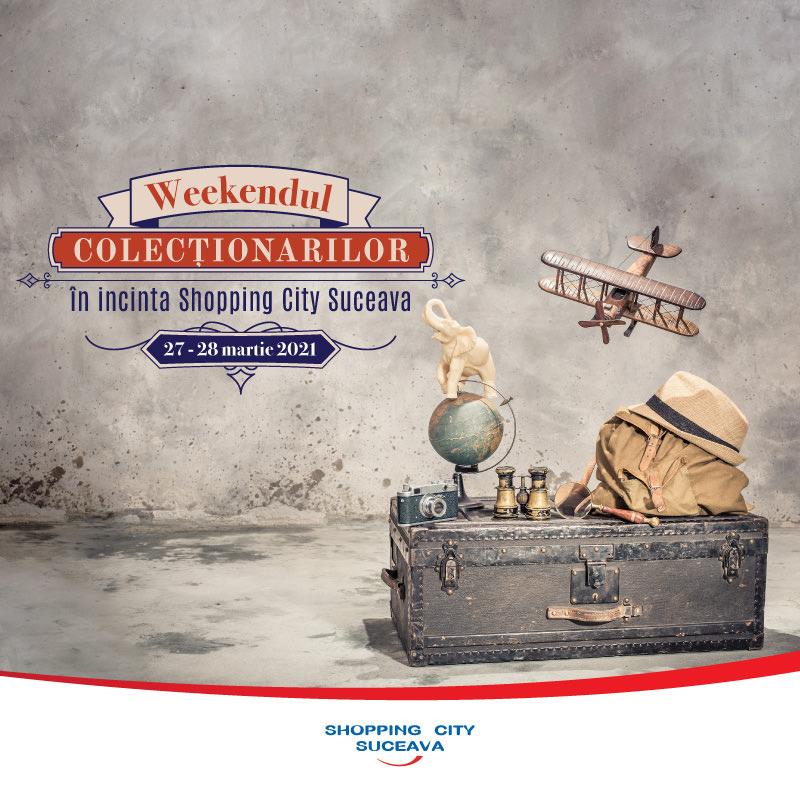 Weekendul colecționarilor