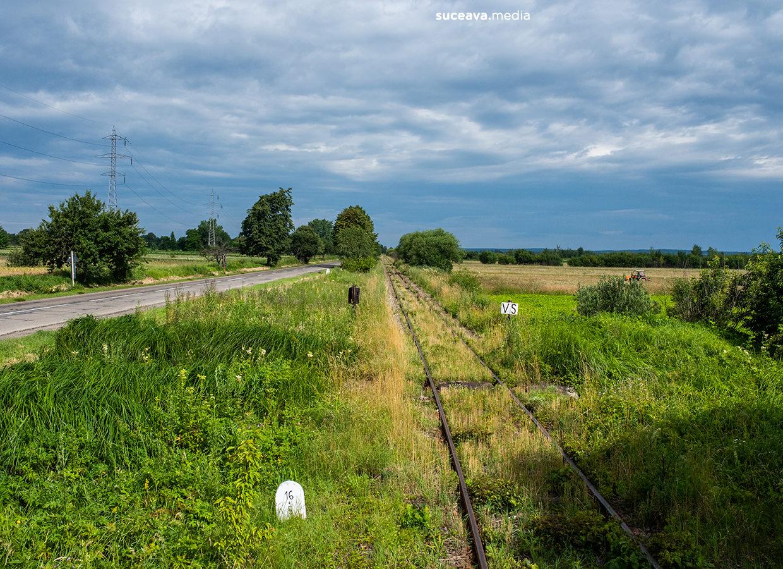 De la Suceava la Putna cu automotorul (fotoreportaj)