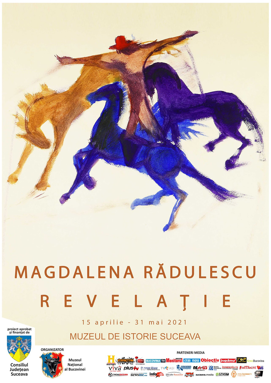 Magdalena Rădulescu - Revelație