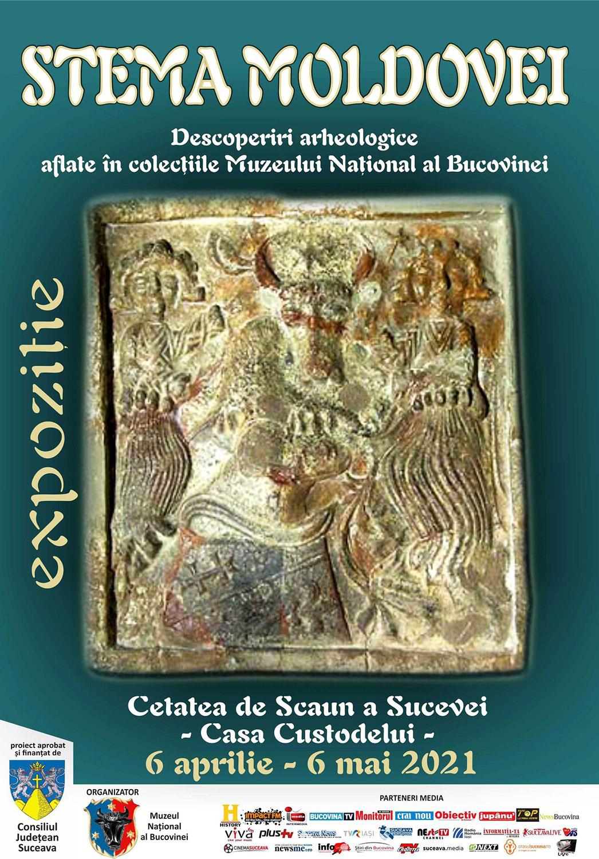 Stema Moldovei - Descoperiri arheologice aflate în colecțiile Muzeului Național al Bucovinei
