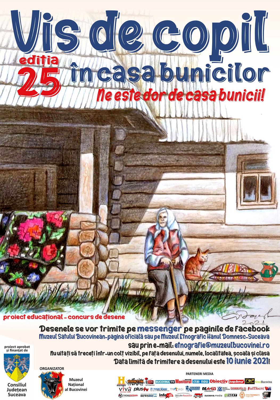 Vis de copil în casa bunicilor (2021)