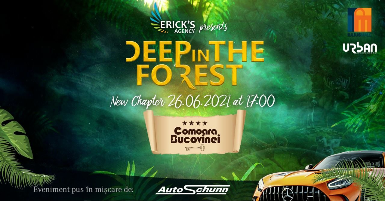 Deep in the forest (2021)