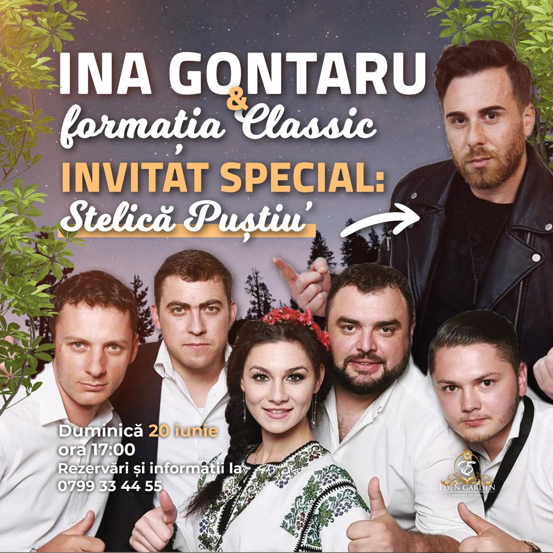 Ina Gontariu, Formația Classic și Stelică Puștiu