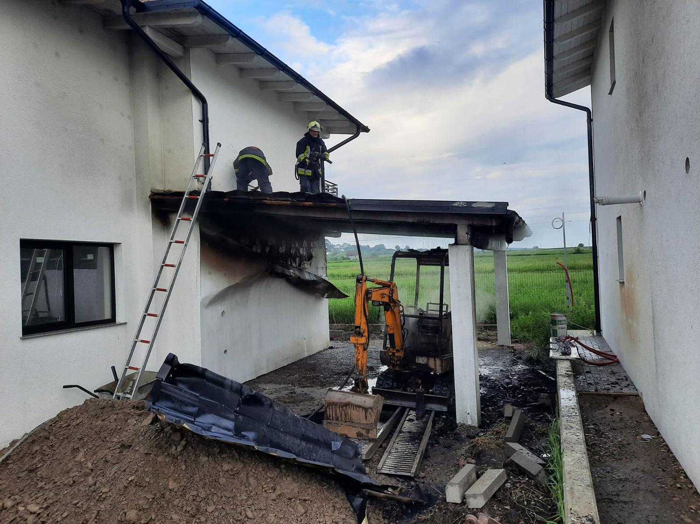 Incendiu în comuna Șcheia