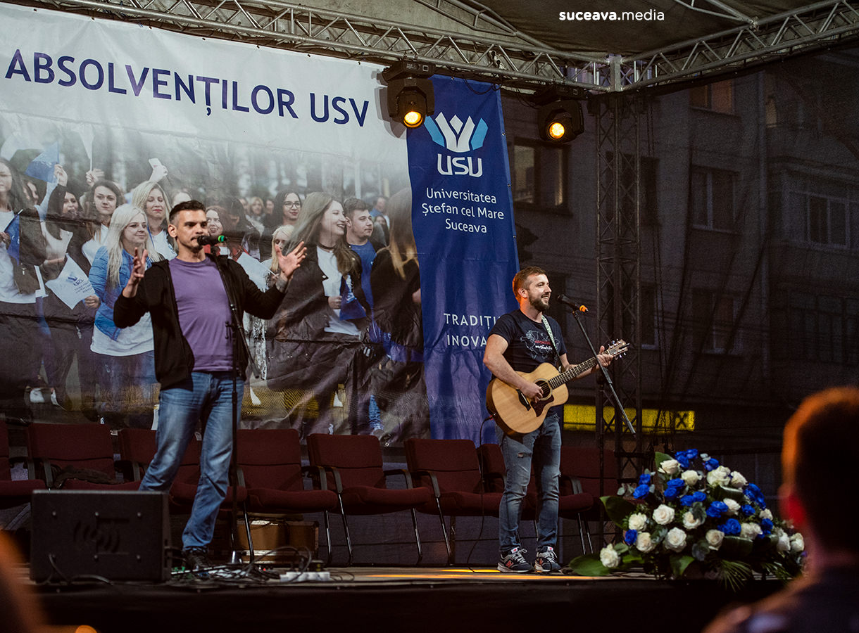 Marșul Absolvenților USV (2021) (fotoreportaj)