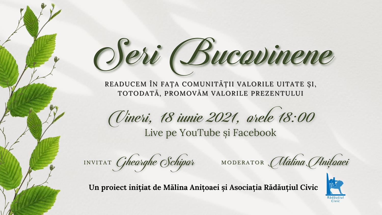 Seri Bucovinene